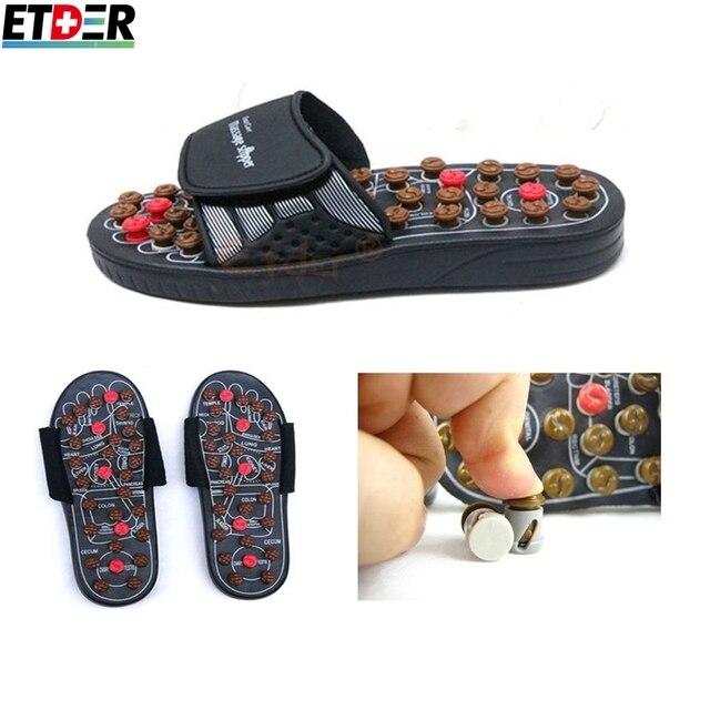 foot massager massage slippers pantufa care pedicure valgus pro massagem fisioterapia massageador corporal masajeador mat magnet