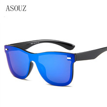ASOUZ new fashion ladies sunglasses classic retro brand design UV400 oval star men's glasses sports driving UV sunglasses 2019 new fashion ladies oval sunglasses international classic brand design men s glasses uv400 retro driving sunglasses