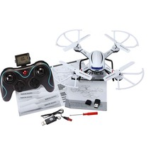 JJRC H12C 6 Axis 2.4G 4CH RC Quadcopter 360 Degree Rollover UFO Helicopter Professional Drone 2.0MP HD Camera