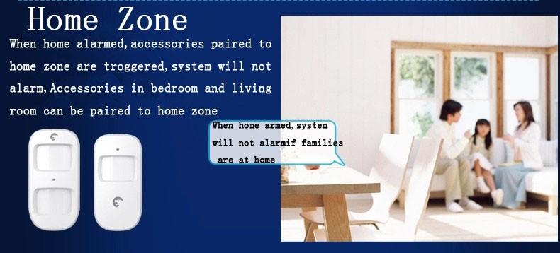 home zone