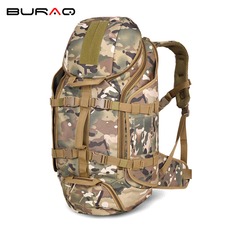 New Design Tactical Molle Shoulder Bag Military Camping Hunting Bags Travel Rucksack Outdoor Multifunctional Climbing Backpack 40l tactical molle backpack assault shoulder bag outdoor hunting camping travel rucksack waterproof utility climbing back pack