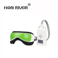 The air pressure vibration infrared heater eye massager has a built in music and the tools to adjust the mr012 relaxation time