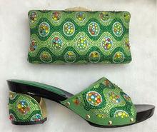 Neue Italienische Schuhe Mit Passenden Taschen Für Abendgesellschaft Sandale African Schuhe und Taschen Für Hochzeit Italienisches Design Schuhe