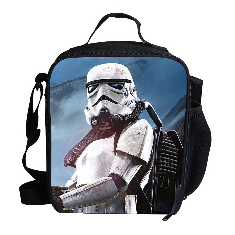 Cute Character Lunch Box Bag For Kids Star Wars Lunch Bag Cooler Thermal For Children Boys Outdoor Picnic Bag For Girls-in Lunch Bags from Luggage u0026 Bags on ...  sc 1 st  AliExpress.com : star wars lunch box - Aboutintivar.Com