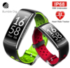 B DIG Smart Wristband Heart Rate Monitor IP68 Waterproof Fitness Tracker Blood Pressure Gps Bluetooth For