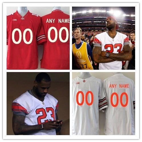new style 5cf2e 68835 Stitched Mens Football Ohio State Jerseys,Lebron James Ohio ...
