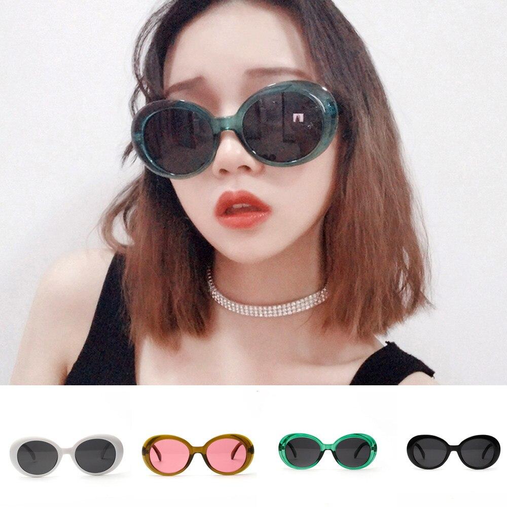 Womens Sunglasses Glasses Retro Vintage Round Frame UV Glasses Sunglasses for women gafas oculos des lunettes #15