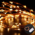 NEW LED String Light Waterproof Lighting Strings High Quality Copper Wire Fairy Lights Christmas Wedding Party Decoration