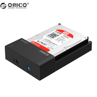 ORICO USB3 0 2 5 3 5 Tool Free HDD Docking Station External Storage Enclosure With