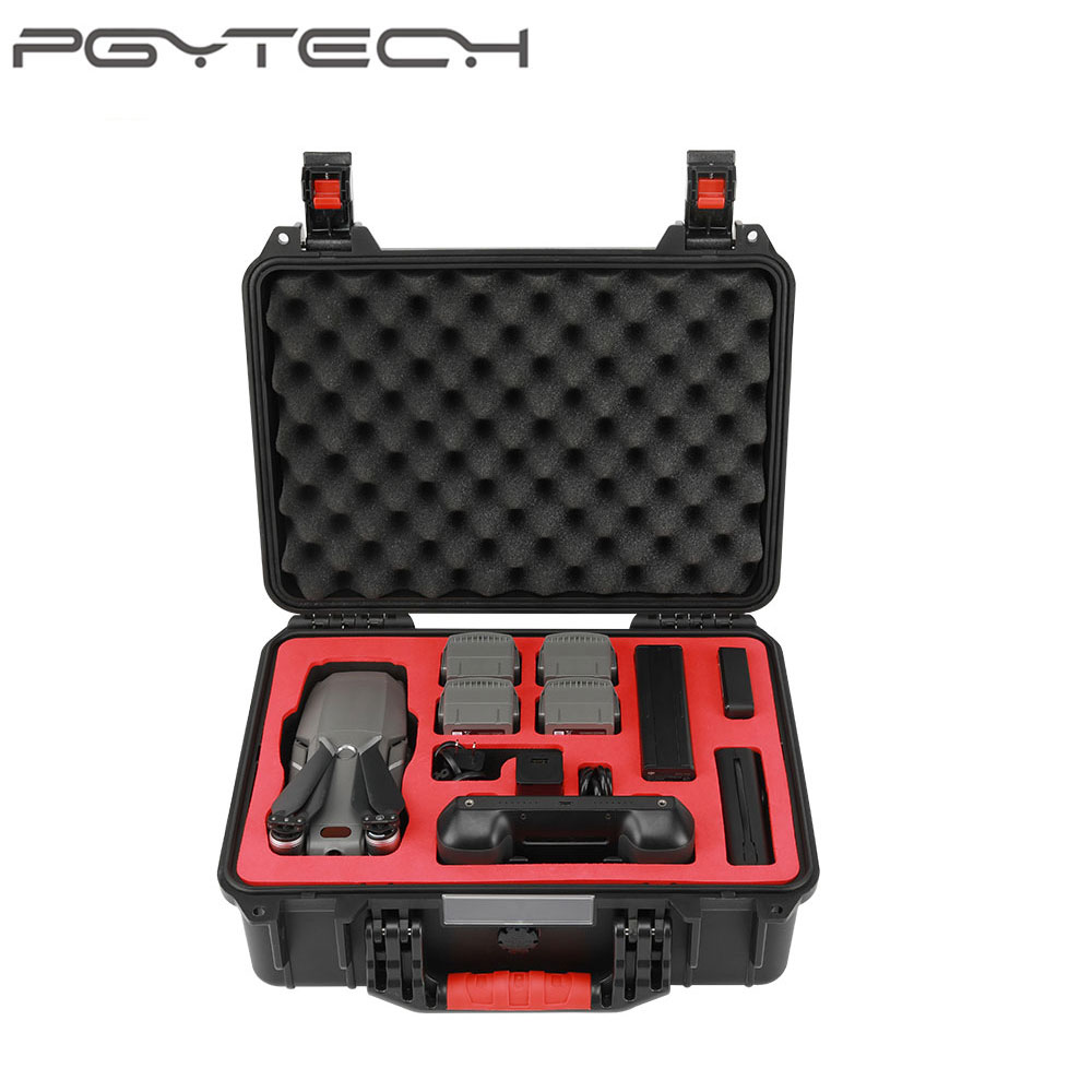 PGYTECH EVA Newly Waterproof Safety Carrying Case for DJI Smart Controller and other Mavic 2 Accessories