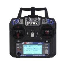 Flysky FS-i6 2.4G RC Transmitter FS-iA6 Receiver For RC Plane Quadcopter Drone