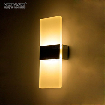 Moderne LED Wand Lampe Badezimmer LED Wandleuchter Aluminium Wand Leuchte  Neben Lampe für Schlafzimmer Studie 100% Gareentee