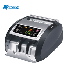 Money Counting Counterfeit Machine Fake Money Detector Magnifier Automatic Self-checking Identify Banknotes Memorizing NX-920B