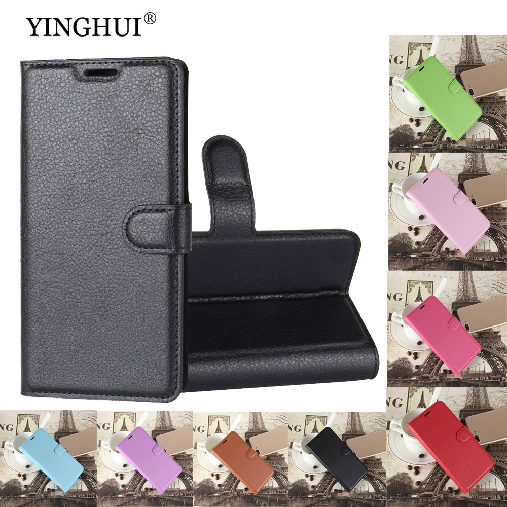 Luxury PU Leather Case For Cubot Note Plus Cover 5.2 inch Wallet Silicon Back Phone Cover For Cubot NotePlus Cases Flip Coque