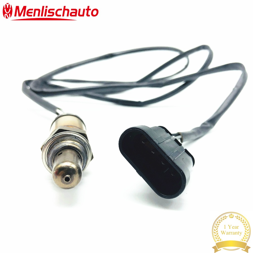 4pcs Fast Delivery Best Price Oxygen Sensor 0258005244 For Russian Car 1 3 1 7L Sensor System in Exhaust Gas Oxygen Sensor from Automobiles Motorcycles
