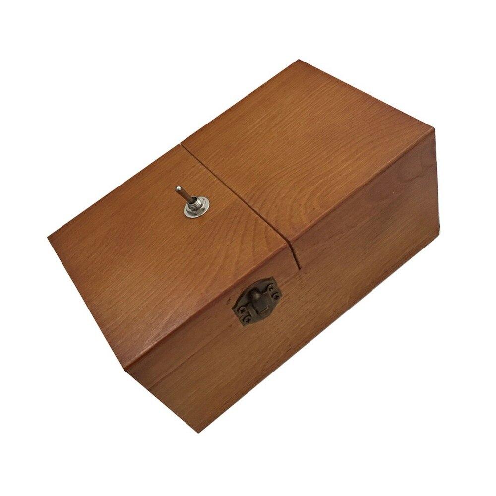 Новые творческие дерево бесполезный Box Игрушки-приколы забавные Игрушечные лошадки Leave Me Alone Box для подруга детские, для малышей Подарки