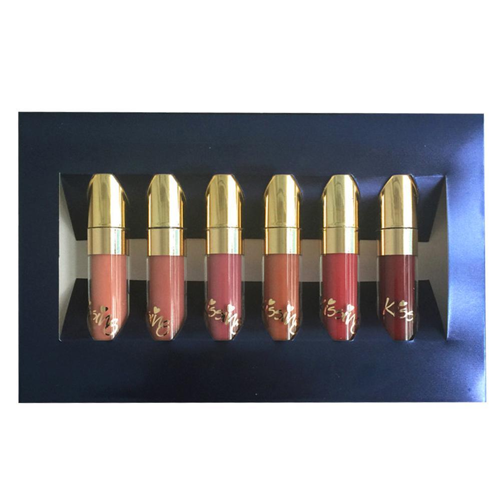 Gloss sexy red lip gloss brilho Tipo : Liquid Lipstick Lipgloss Conjunto