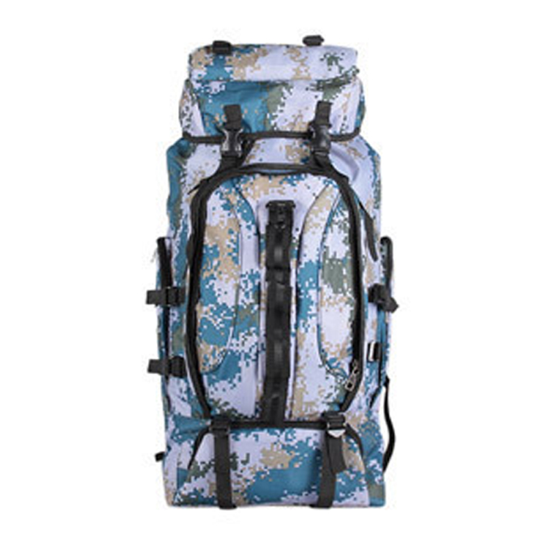 Sport Tactical Backpack 70L Army Military Bag Camouflage Outdoor Bag Camping Hiking Backpacks Fishing Hunting Trekking Rucksack