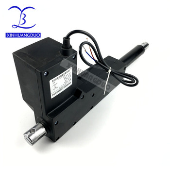 max load 8000N 5mm/s speed 250mm stroke 12V 24V electric linear actuator for hospital bed ICU bed electric chair bed