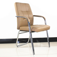 Fashion Simple Modern Computer Chair Soft Comfortable Office Chair Strong Steel Frame Meeting Staff Chair