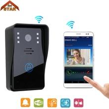 Stardot Wi-Fi дверной звонок с визуальной записью низкое потребление энергии удаленный домашний мониторинг ночного видения Видео дверной телефон