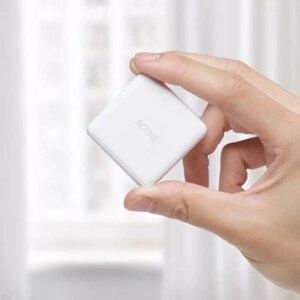 Image 5 - Aqara קסם קוביית מרחוק בקר חיישן שש פעולות עבודה עם Gateway עבור חכם בית קיט