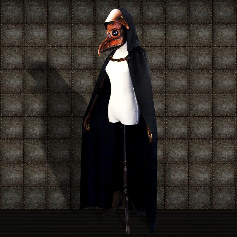 Attivo Takerlama Nuovo Stile Steampunk Capo Gothic Mantello Wicca Robe Strega Del Capo Unisex Halloween Costumi Vampiri Operato Del Partito Di Cosplay I Prodotti Sono Venduti Senza Limitazioni