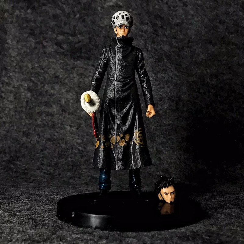 Anime One Piece Trafalgar Law Vol.18 Ver PVC Action Figure Collectible Model doll toy 18cm image
