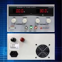 High precision Adjustable Display DC power supply 30V 30A High Power Switching power supply Voltage Regulators