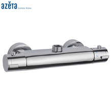 Azeta Intelligent Thermostatic Shower Faucet Mixing Valve Thermostatic Faucet Shower Mixer Bathroom Water Mixer AT895 недорого