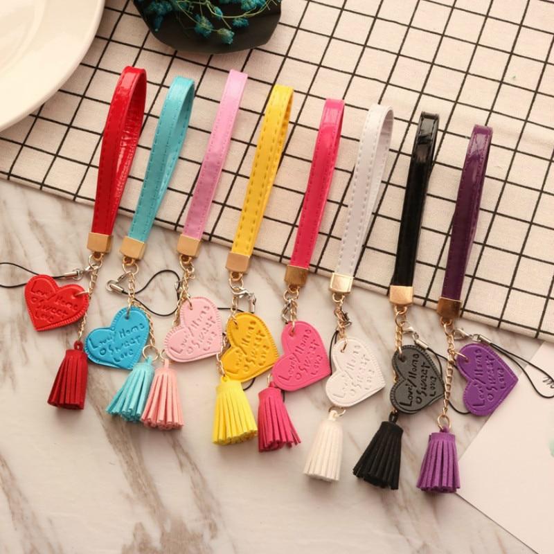 Whoesale Novel Wallet Wristlet Pendants Strap Hook Gifts/ Bags Accessories Carro Keychains Phone Women Cute Diy Purse Hardware