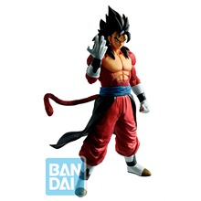 Tronzo Original Banpresto Dragon Ball Super Saiyan 4 Vegetto DBZ SSJ4 Vegito PVC Action Figure Model Doll Toys Overseas Limited
