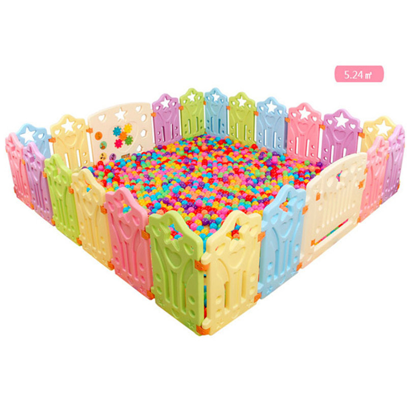 Baby Playpens Fence Children Kids Place Fence Kids Activity Gear Environmental Protection Barrier Game Fence EP