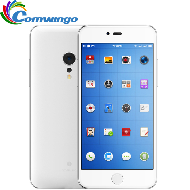 Original Smartisan M1L 4G LTE Mobile Phone Quad Core Smartisn OS 3.1 4GB RAM 32GB ROM 2560X1440 23.0MP 5.7'' Fingerprint phone