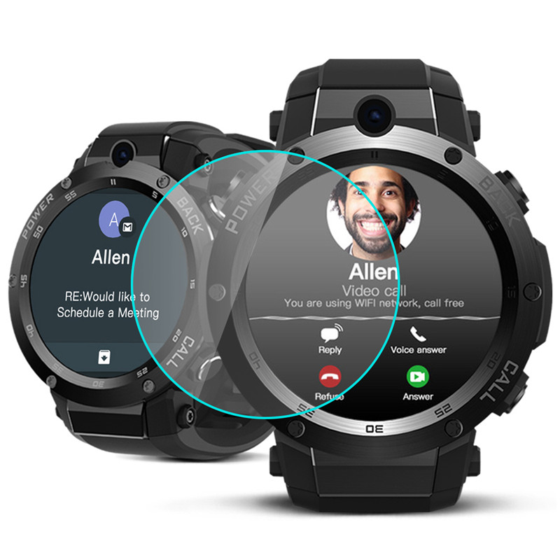 Zeblaze THOR S 3G Smartwatch Phone Android 5.1 1.39 Inch MTK6580 1GB RAM 16GB ROM Bluetooth 4.0 GPS Heart Rate Monitor WiFi no 1 d6 1 63 inch 3g smartwatch phone android 5 1 mtk6580 quad core 1 3ghz 1gb ram gps wifi bluetooth 4 0 heart rate monitoring