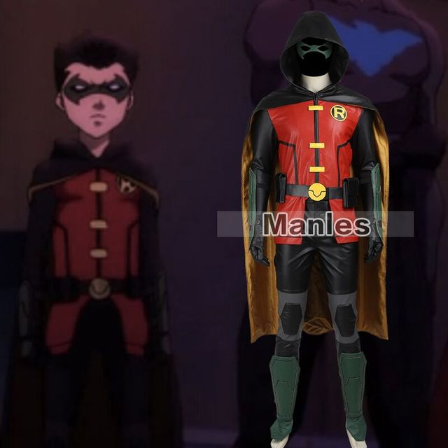 Teen Titans Robin Halloween Costume