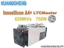 Asic Litecoin Miner используется старый miner LTC Innosilicon A4 + LTC scrypt hash 620Mh/S 750W добыча быстрее, чем antminer L3 + l3 + + +