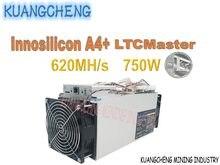 Майнер Litecoin asic, бывший в употреблении Майнер LTC Innosilicon A4 + LTC scrypt hash 620Mh/S 750 Вт, Майнинг быстрее, чем antminer L3 + l3 + + +