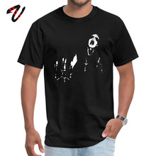 Printed On Oversized Student Tshirts Round Neck Gorillaz Sleeve JoJo T Shirt Fashionable Tee Shirt Wholesale