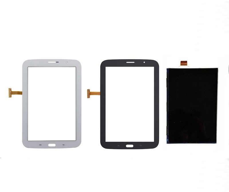 LCD Display Panel Layar Monitor Modul + Kaca Digitizer Layar Sentuh Sensor untuk Samsung Galaxy Note 8 GT-N5100 N5100