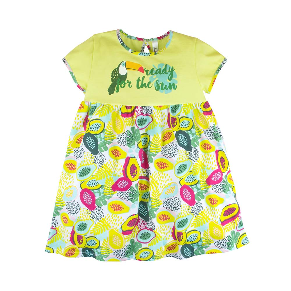 Dresses BOSSA NOVA for girls 129b-161 Kids Sundress Baby clothing Dress Children clothes fashion spring owl baby girl dress autumn robe enfant fille printing european style baby girl dress princess grils party dresses