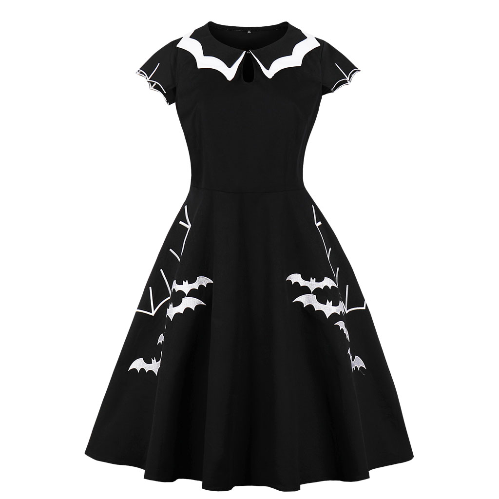 Vestidos Bat Dress