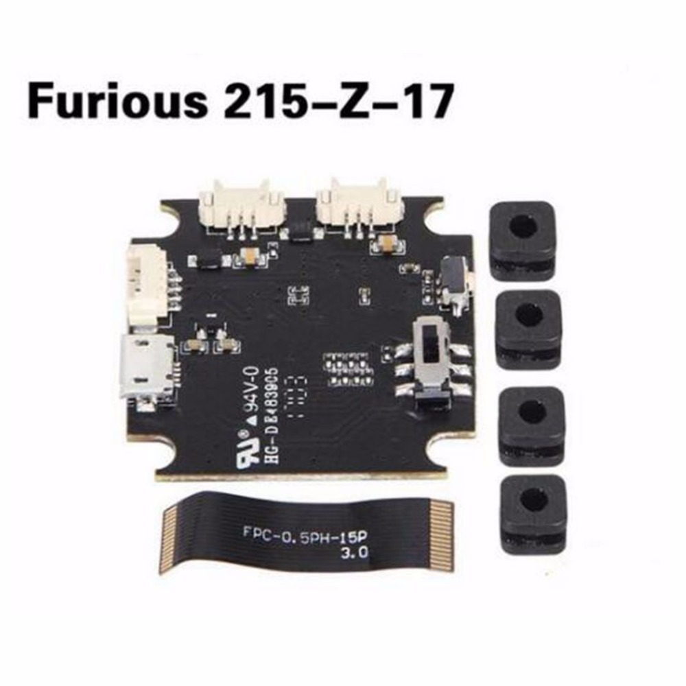Walkera Furious 215-Z-17 Flight Controller Board for Walkera Furious 215 FPV Racing Drone Quadcopter f04305 sim900 gprs gsm development board kit quad band module for diy rc quadcopter drone fpv