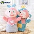 Бесплатная Доставка Freeshipping! Очаровательны metoo медведь Senbao обезьяна кукольный куклы плюшевые игрушки куклы детские детские игрушки подарки для детей