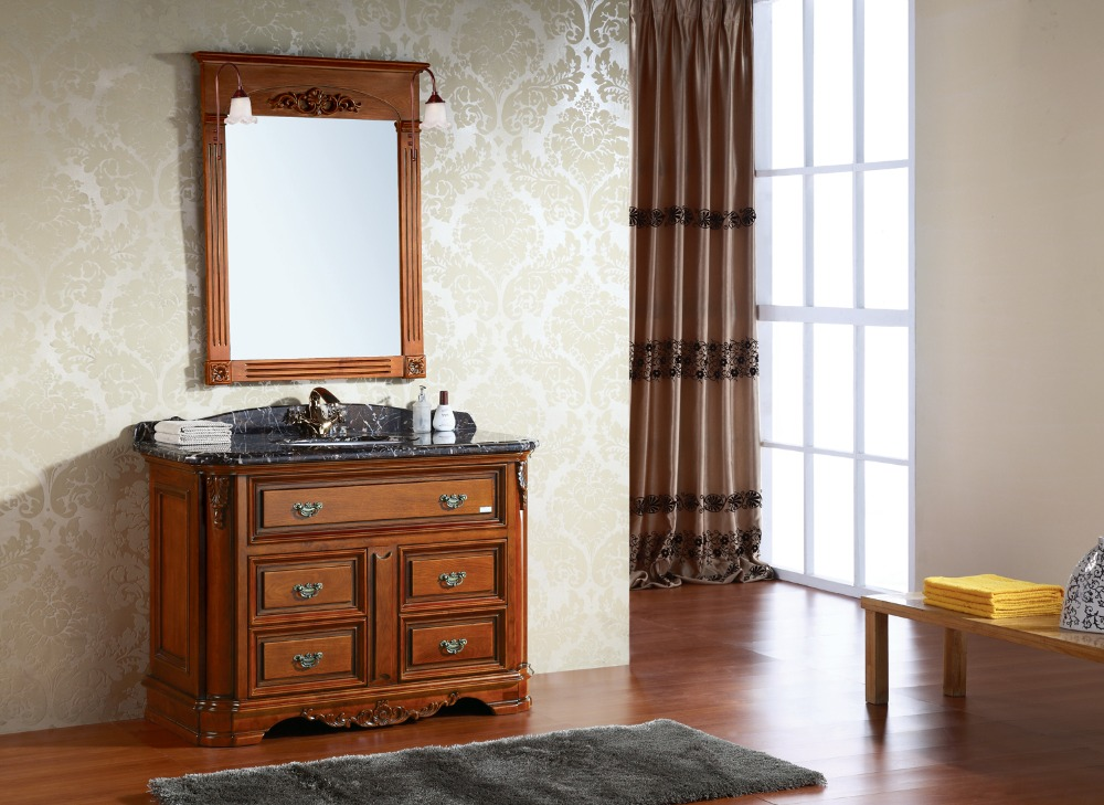 Hot Sale Classic Bathroom Furniture And New Design Cheap