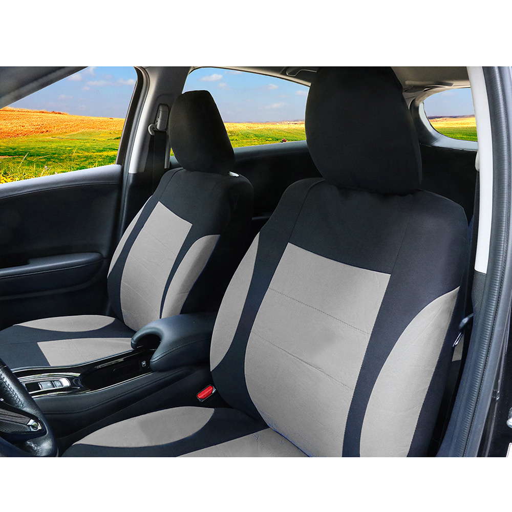 TIROL Car Seat Covers Universal 11PCS Full Set Automobile Seat Covers for ix25 vw golf 7 ...