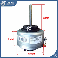good working for Air conditioner Fan motor DC motor FN70A ZL FN70A ZL FN70A ZL DR 8838 901 70W good working