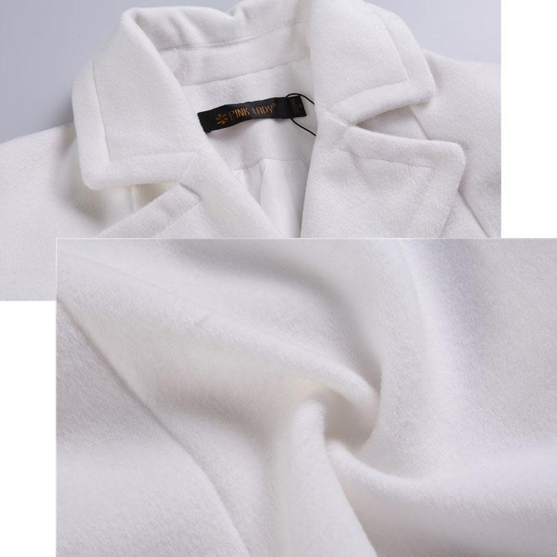 Ceinturé Chic Automne Mujer Long Simple Abrigos Casacos Femmes Manteau Tranchée Hiver Pardessus Femelle Lâche Élégant Occasionnel Blanc Outwear wPxqIUO
