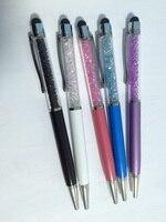 200pcs/set DHL Shipping Wholesale Ballpoint Pens Touch Screen Hot Sales