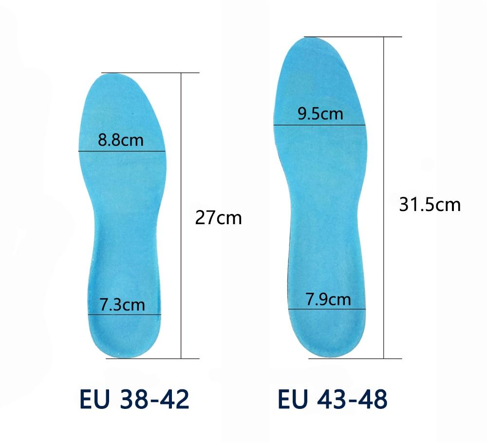 ELEFT Siliconen gel inlegzolen comfortabele schoen inlegzolen - Schoenaccessoires - Foto 5